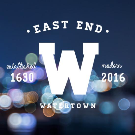 East End Watertown logo