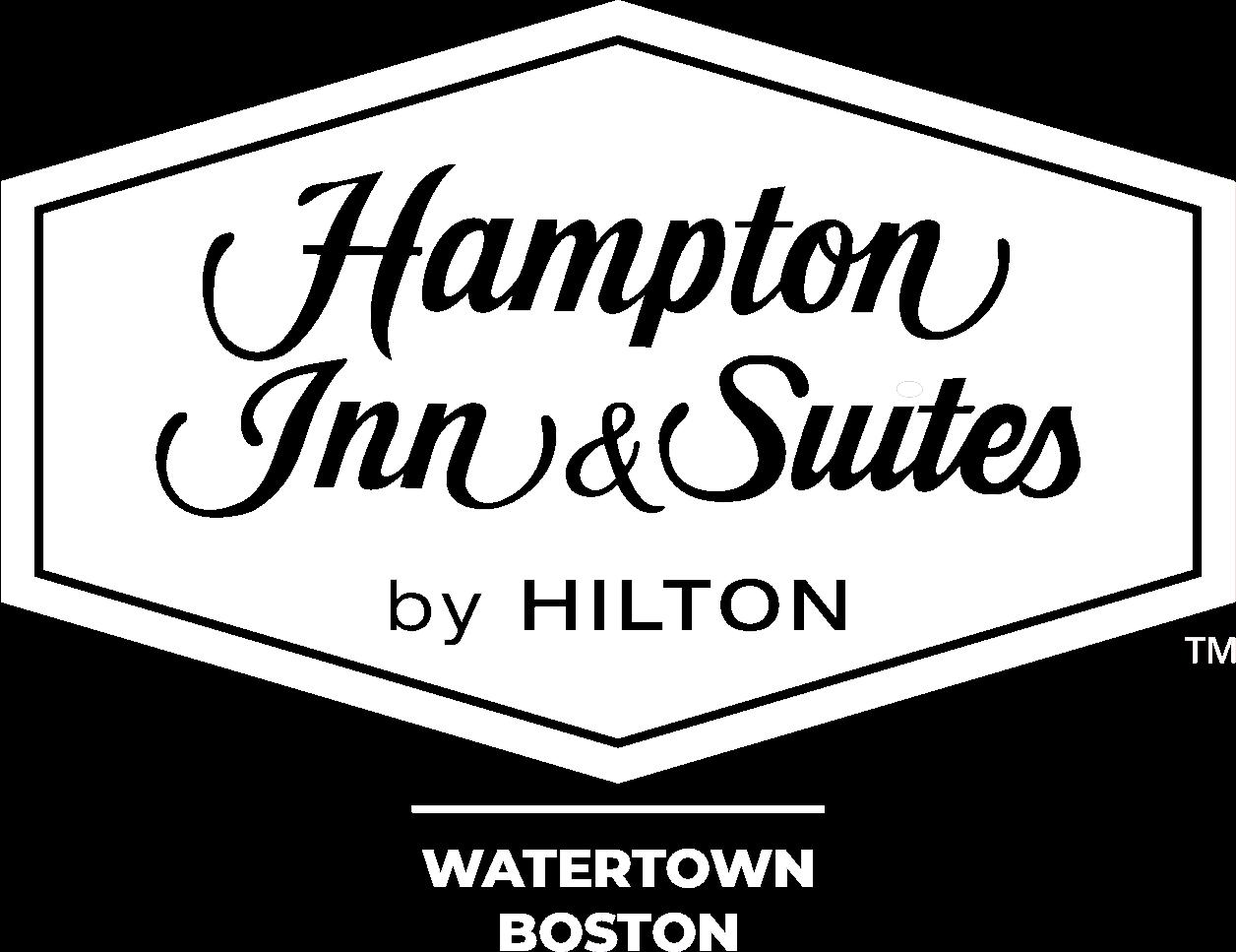 Hampton Inn & Suites by Hilton (Now Open!) Logo