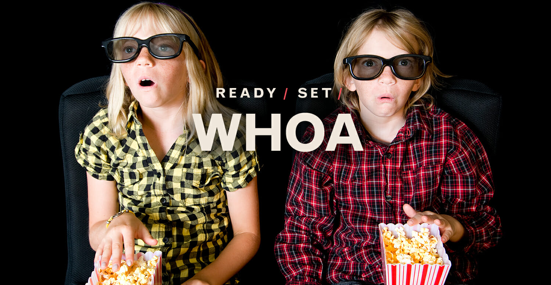 Ready / Set / Whoa