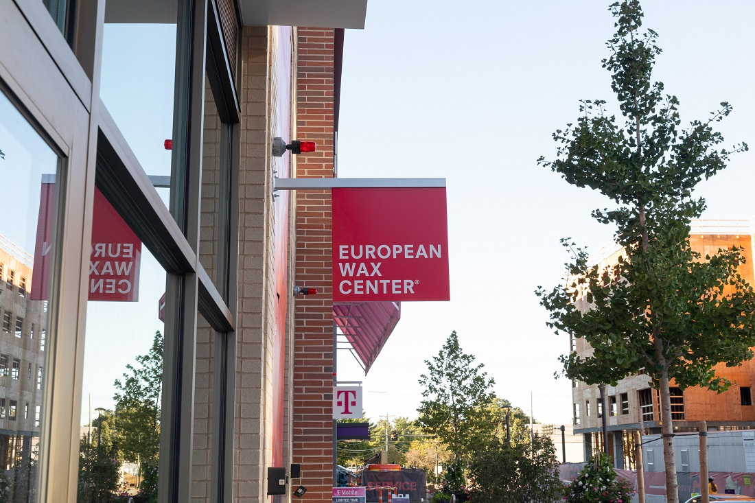 European Wax Center - Now Open