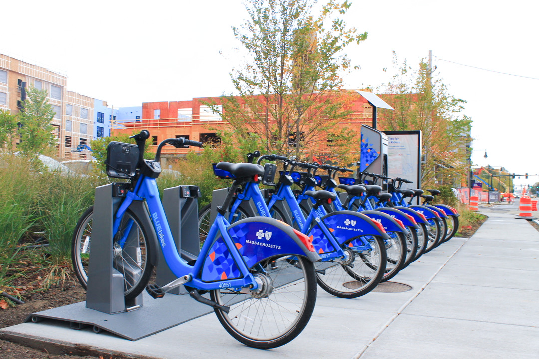 Welcome Bluebikes (and a Chance to Win!)