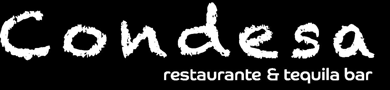 Condesa Restaurante & Tequila Bar Logo